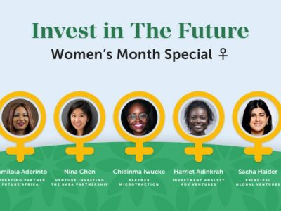 Lessons from Women VCs on Founding, Scaling and Increasing the % of Women-led Funded Startups