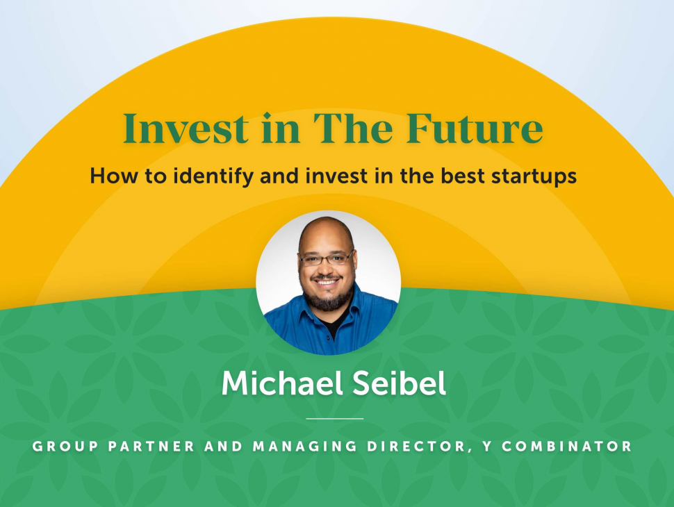 Invest In The Future With Michael Seibel Nadayar Enegesi