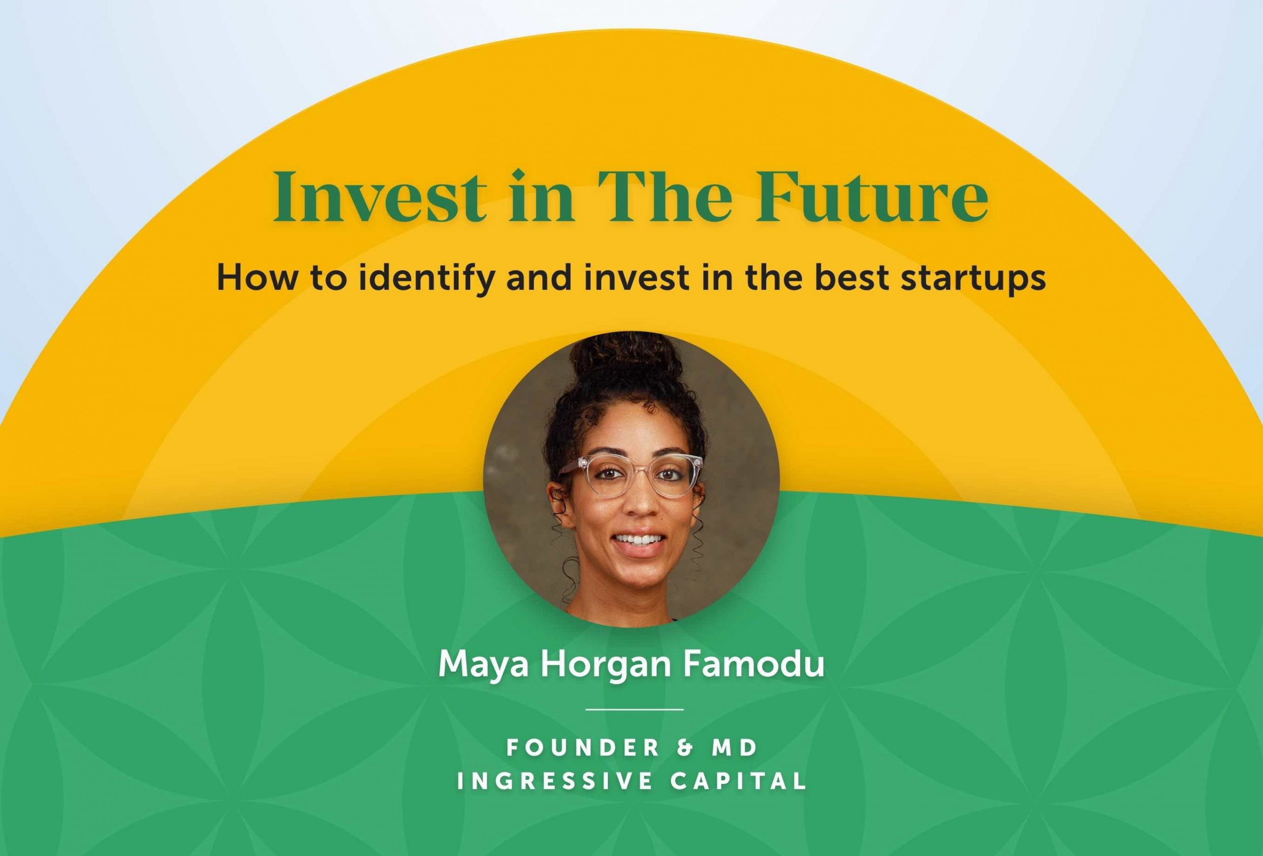 Invest In The Future with Maya Horgan-Famodu (Future Africa)
